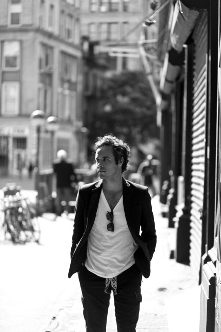 Greg in Nolita.