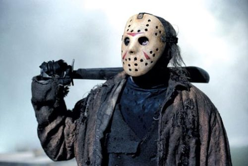 gqfashion:  Happy Friday the 13th Jason Vorhees, Style Icon.  But is Friday the 13th unlucky? Vote in our poll.
