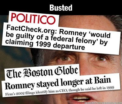 liberalsarecool:  Telling the truth is not an inherent trait of Mitt's.  * Oh, Mitt! It's easier to tell the truth from the start - there's less to remember that way!
