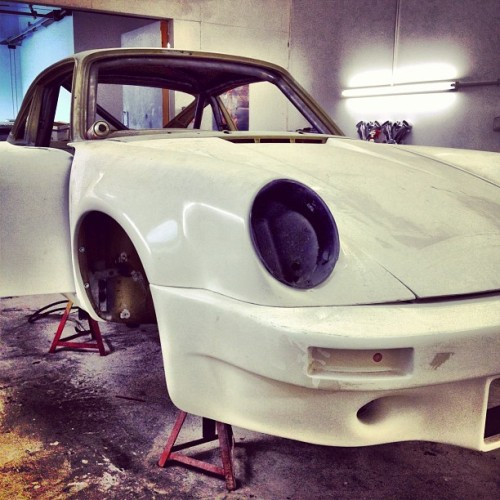 Lightweight Heavyweight #porsche #motorsport #911 #classic (Taken with Instagram)