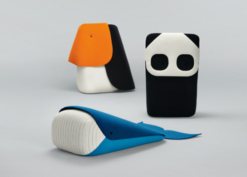 Zoo. Toys by Ionna Vautrin for Kvadrat.