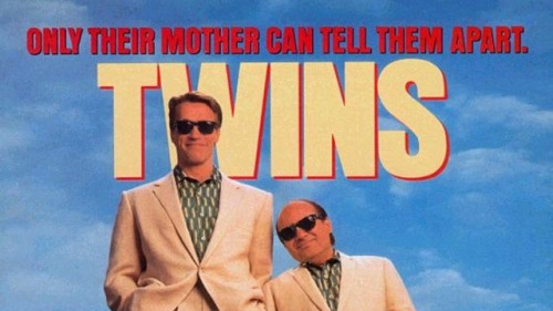 imremembering:  BREAKING NEWS:  Arnold Schwarzenegger Confirms: Twins Sequel is On [Gawker]