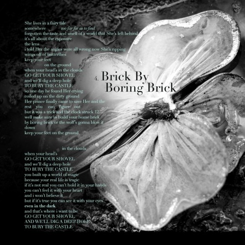 paramorevenezuela:  Brick by Boring Brick iTunes LP