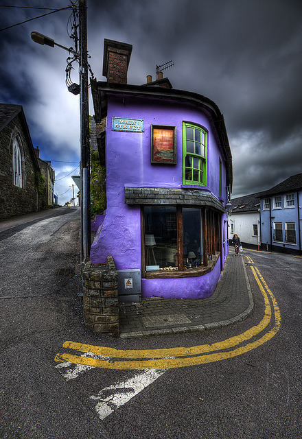 imperfectionemptiness:  Main Street, Kinsale, Cork | Ireland