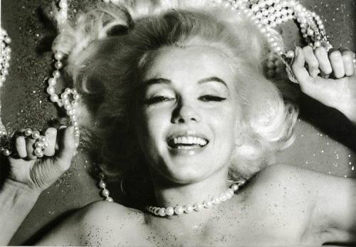 tornandfrayed:  Marilyn Monroe by Bert Stern.