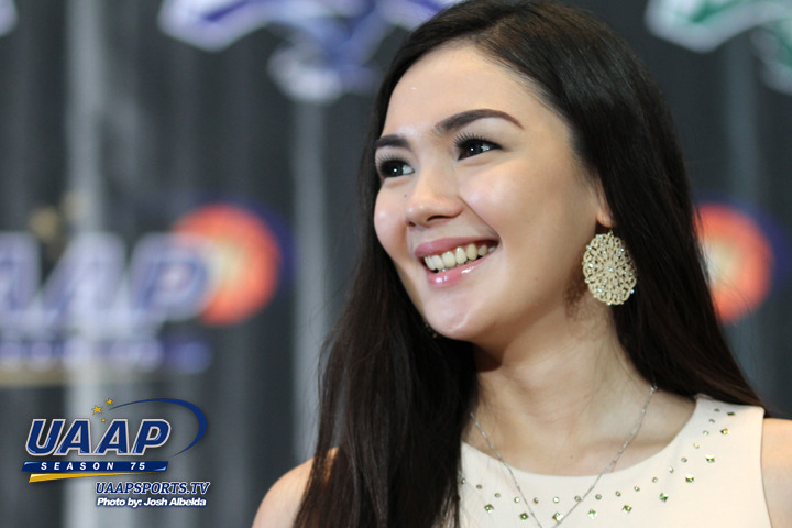 FEU's Courtside Reporter: Judy Saril