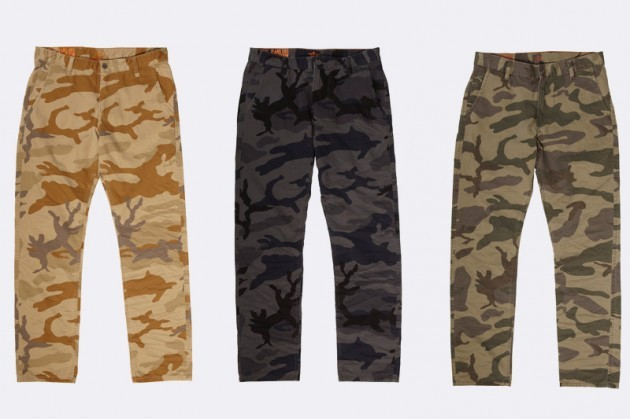 Dockers Alpha Camo Fall/Winter 2012