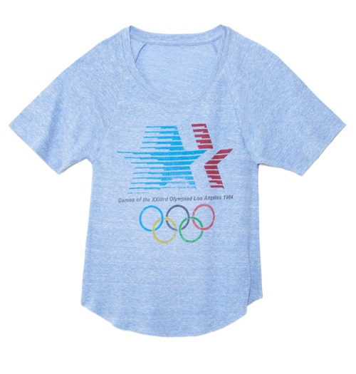 One of Gap's great vintage tees, created in celebration of the 2012 London Olympics.
