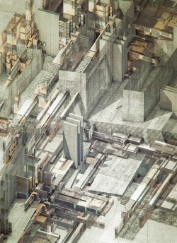 Atelier Olschinsky - Cities II and Structures
