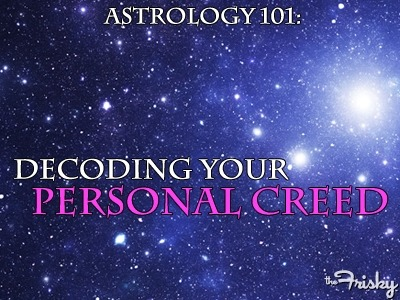 Astrology 101: Decoding Your Sign's Personal Creed