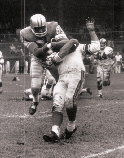 "Top 100 Greatest NFL Players Of All Time #30 Dick ""Night Train"" Lane"