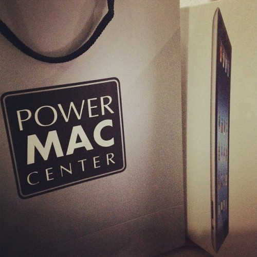 New bibi! #instaphoto #mac #tdch (Taken with Instagram)