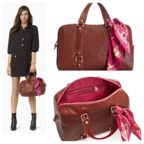 Juicy couture every day bag! Must have for fall!! Typically $328, however it's pretty new so will probably go on sale soon!