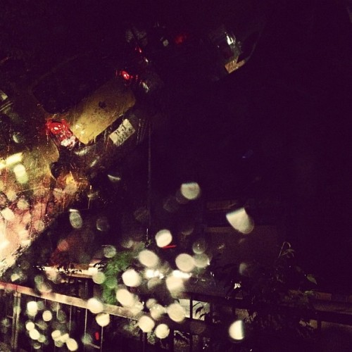 Some Bokkeh. #bangalore #rains #webstagram #instaoftheday  (Taken with Instagram)