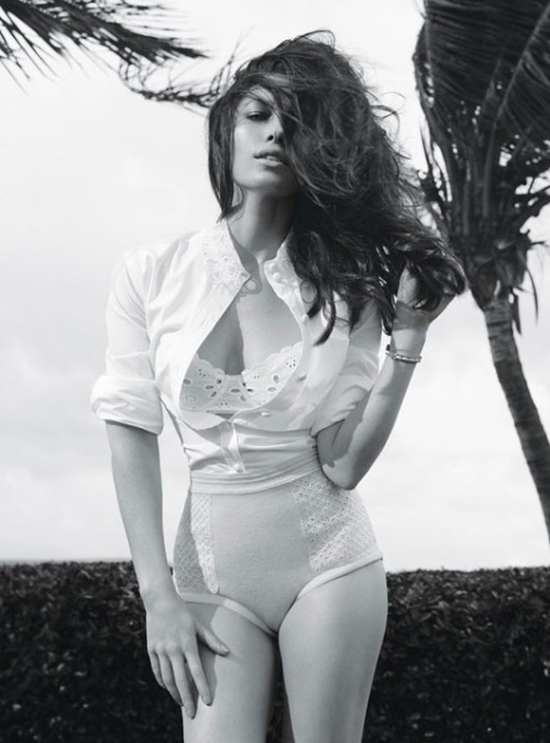 Jessica Biel – W Magazine Photoshoot (April 2012)