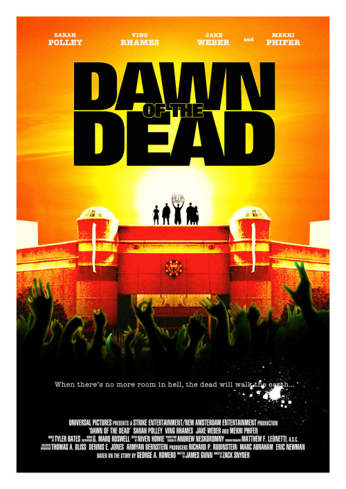 Dawn of the Dead by Ferenc Konya
