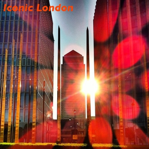 The first finalist of this months iconic London contest is @andyfpp with his sunny Canada Square image! I know it's not been the sunniest of days but keep tagging those summer in the city pictures #iconiclondon2012july for a chance to win an @olloclip! (Taken with Instagram)