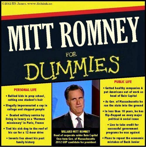 (via Twitter / MulliganStew63: Romney for Dummies)