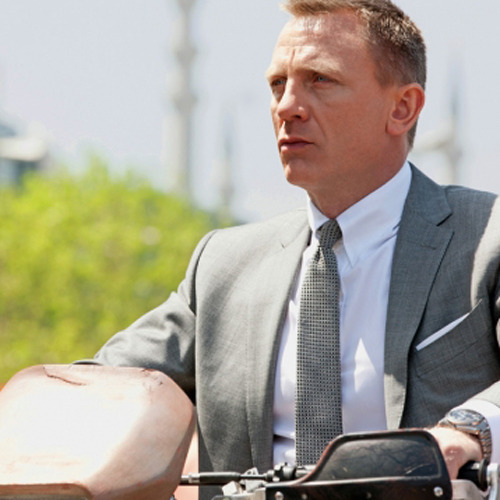 "totalfilm:   Comic-Con 2012: New Skyfall trailer reveals plot details  Skyfall has revealed a new trailer at a special ""IMAX Remix"" press event at Comic-Con 2012, giving us the chance to learn a few new details that help shine a light on the film's plot…"
