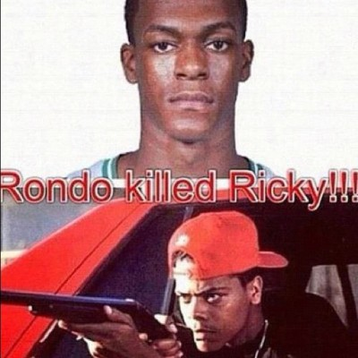 😳 … 😱 WHY RONDO?! WHY?!?!?!?! #rajon #rondo #ricky #movie #nba #basketball #boston #celtics #gun #rifle #shotgun #boyz #hood #lol #funny #comedy #hilarious #lmao #lmfao #photography #illustration #graphic #picture #drawing  (Taken with Instagram)