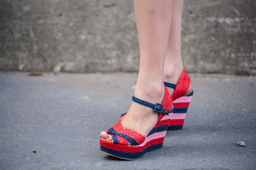 topshop:  Yay to coloured espadrilles!   Shabby Apple Contest #115