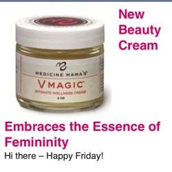 Anyone a fan of vaginal beauty creams? (Taken with Instagram at My Office)