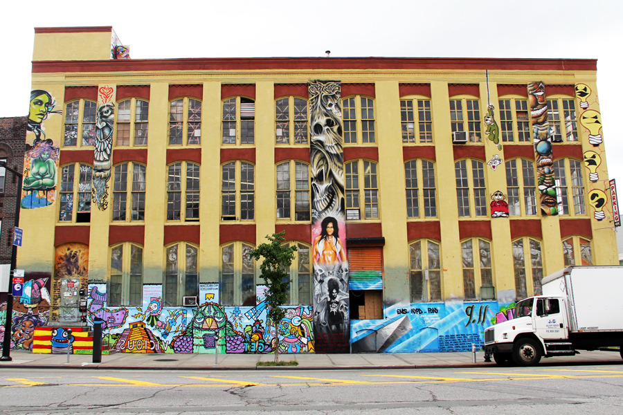 doorsandtunnels:  Took a trip over to 5pointz a couple months back  (via imgTumble)