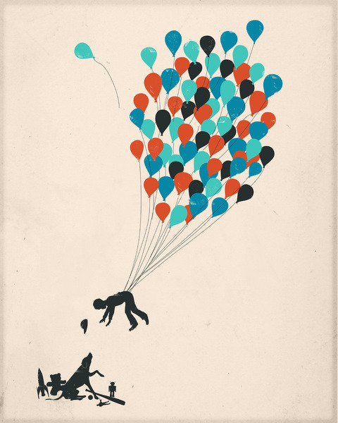 Growing Up.   by Jay Fleck