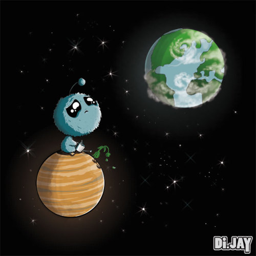 Inert Planet for vote at Threadless. http://www.threadless.com/submission/439709/Inert_Planet Di.Jay on Facebook.