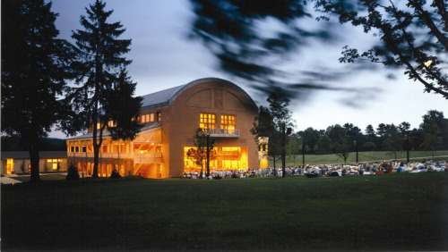 Some Music For Your Afternoon: Tanglewood Celebrates 75th With Free Web Stream