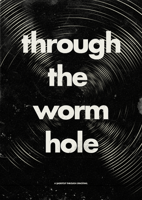 nevver:  Through the worm hole