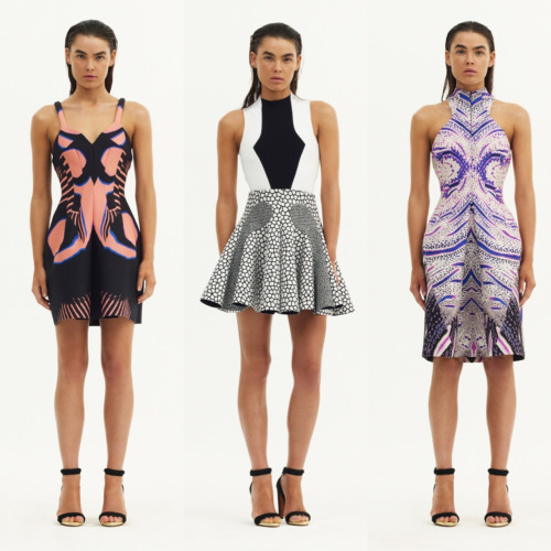 Josh Goot's Resort Collection has me hooked!