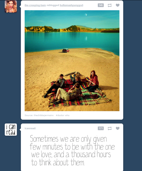 Oh my god, Tumblr. Why would you do this to me?