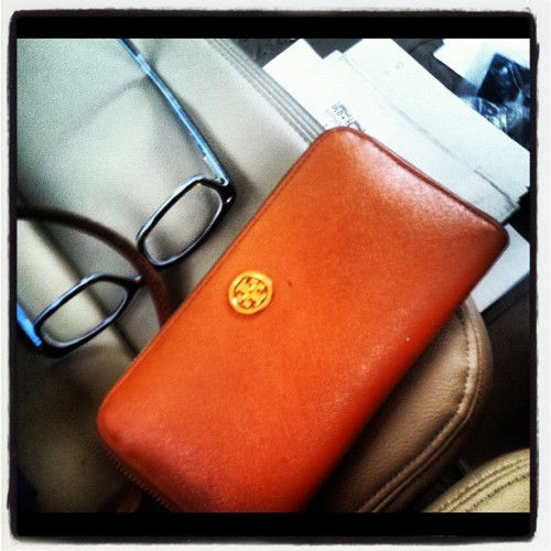 #texture #toryburch #julyphotoaday  (Taken with Instagram)