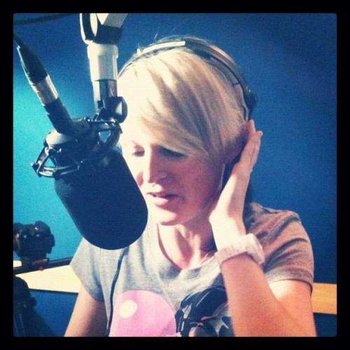 Sister Bliss is in the house & playing some blisteringly hot new tracks on Ministry of Sound Radio right now! Tune in here :) (Taken with Instagram)
