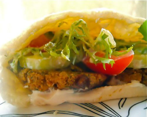 Recipe: Tofu Falafel with Yogurt SauceFeed a large family or a soccer team with a mildly spicy combo of tofu and falafel.