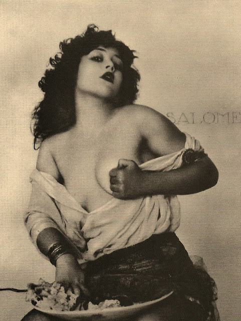 it-vs-thou:  William Mortensen - Salomé, c 1928