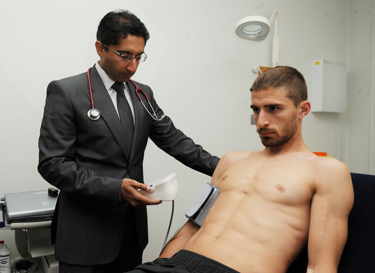 Welcome to Liverpool Football Club Fabio Borini.
