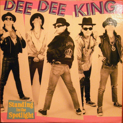 Such a great underrated record! Dee Dee was a genius. I love the Ramones. How is it that one band could just be so fucking awesome all the time? Like there was no down period. It was like everything touched turned to gold… Including Dee Dee's rap album.