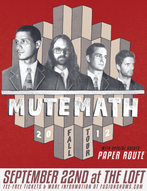 MUTEMATH returns to Lansing!