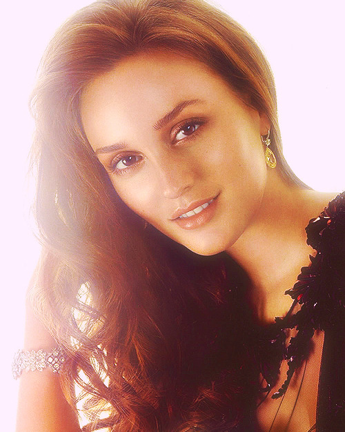 Leighton Meester, Vogue China 2012