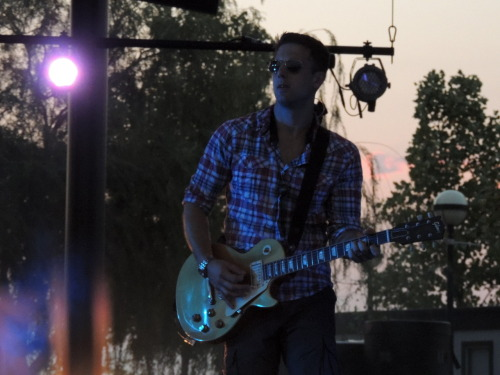 thatcrazygame:  O.A.R. @The Lawn at White River State Park, Indianapolis Part 2