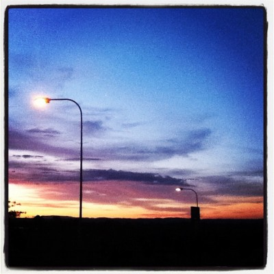 Pretty colours.. (Taken with Instagram)