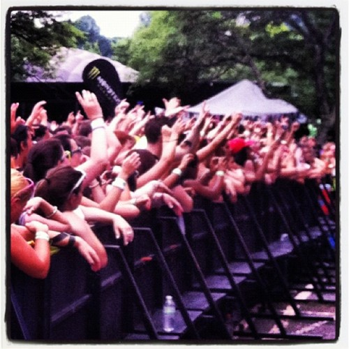 @VansWarpedTour #Vans (Taken with Instagram)