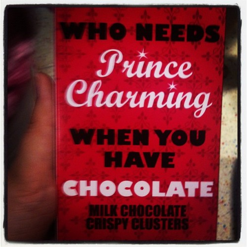#disneyworld #chocolate #LOL (Taken with Instagram)