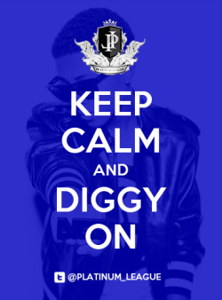 KEEP CALM AND DIGGY ON! Reblog if this is your motto! Today, we're following back anyone who follows us!