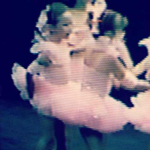 6-year-old Sasha picking her wedgie during ballet performance. May 2000. Tehehehh (Taken with Instagram)