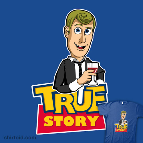 mamonsiciliano:  True Story available at RedBubble