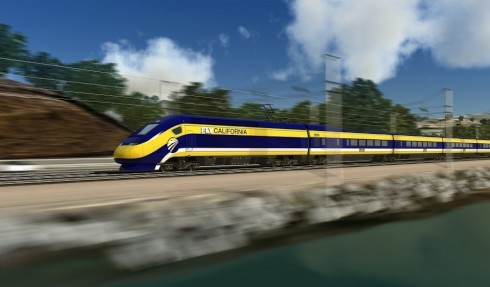 The Nuts and Bolts of High-Speed Rail  California lawmakers gave the green light to the first phase of construction of high-speed rail in the state. Does this mean that America is on track for faster, sleeker trains? What potential speed bumps still lie ahead? Railroad engineer Christopher Barkan discusses the costs, benefits, and state of the technology.  LISTEN: WBEZ's Science Friday   FILM: The Last Pullman Car