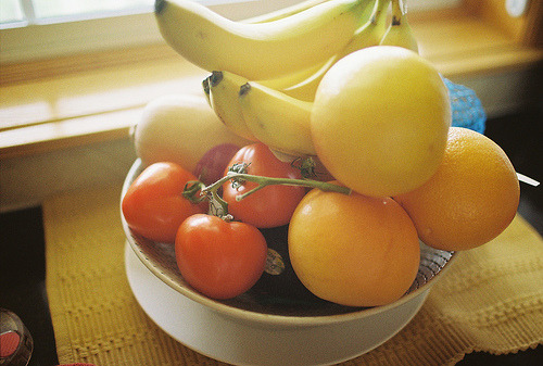 fruit bowl by [Anna Peters], on Flickr